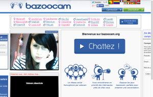Bazoocam - sites like Omegle and Chatroulette Alternatives