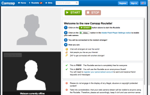 Camzap - Sites like Omegle and Chatroulette alternatives | Start2Next
