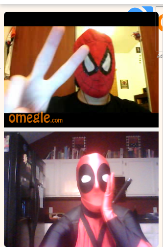 Funny Omegle pictures, pranks and chats